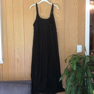 Torrid Black Maxi Dress